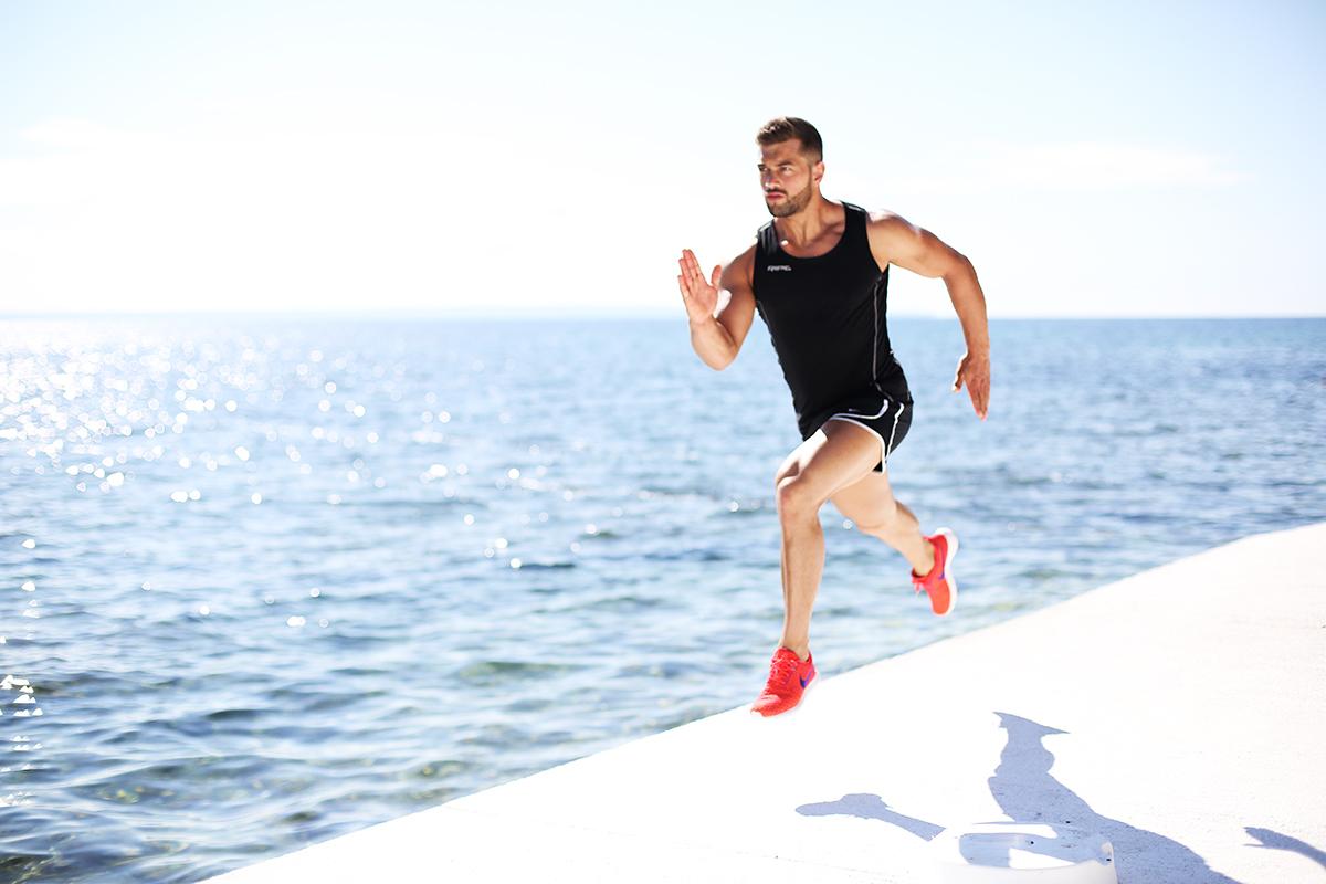 Endurance training for the sunset relay – Ali Gordon